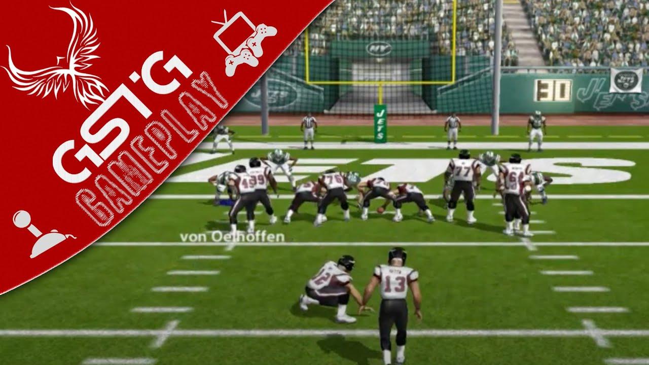 Madden NFL 07 [GAMEPLAY by GSTG] - PC