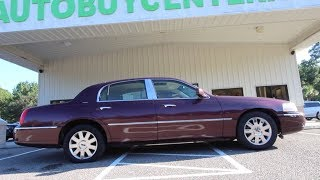 The 2008 Lincoln Towncar Designer ( ONLY $3250 ) USED CAR REVIEW