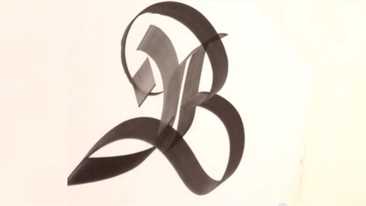 Calligraphy B Youtube