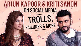Arjun Kapoor, Kriti Sanon on comparisons with Ranveer & Priyanka, trolls and life's lows | Panipat