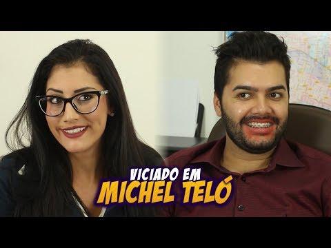 ENTREVISTA DE EMPREGO - VICIADO EM MICHEL TELÓ