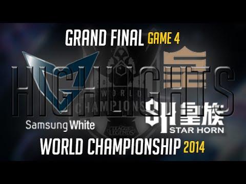 Highlights Trận 4 giữa SSW vs SHR chung kết thế giới 2014