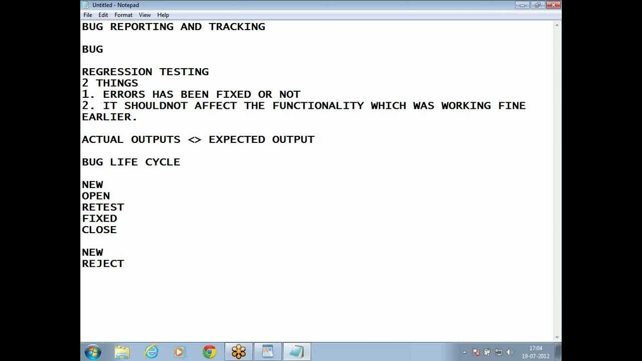 test case add edit incident notifications How to write effective test cases quickly software and testing training sign in to add this video to a playlist sign in share more report.