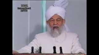 Address to Jalsa Salana Qadian, 15 November 1999