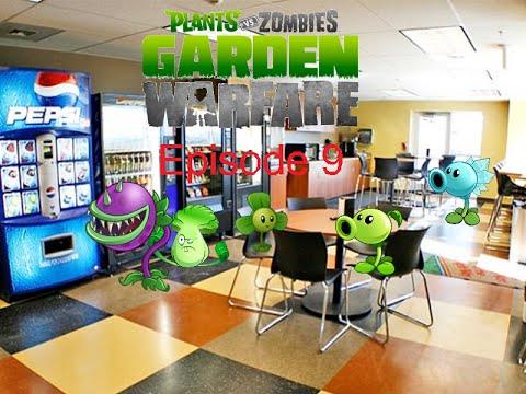 Plants Vs Zombies Garden Warfare Plush Series Episode 9 The Longest Break Youtube