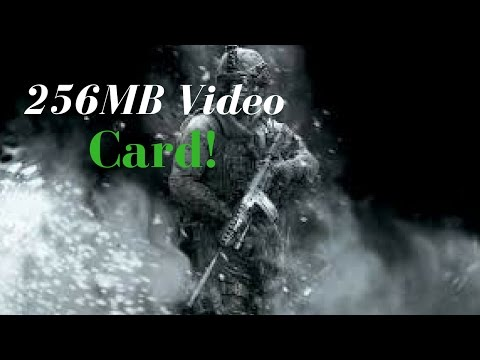 Top 20 games for 256mb video card PC/Laptop 2016