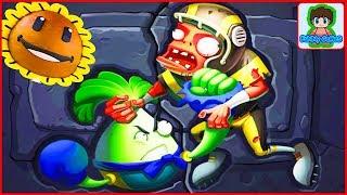 - Растение против зомби 3 Plants vs zombie 3 про героев китайская версия от Фаника
