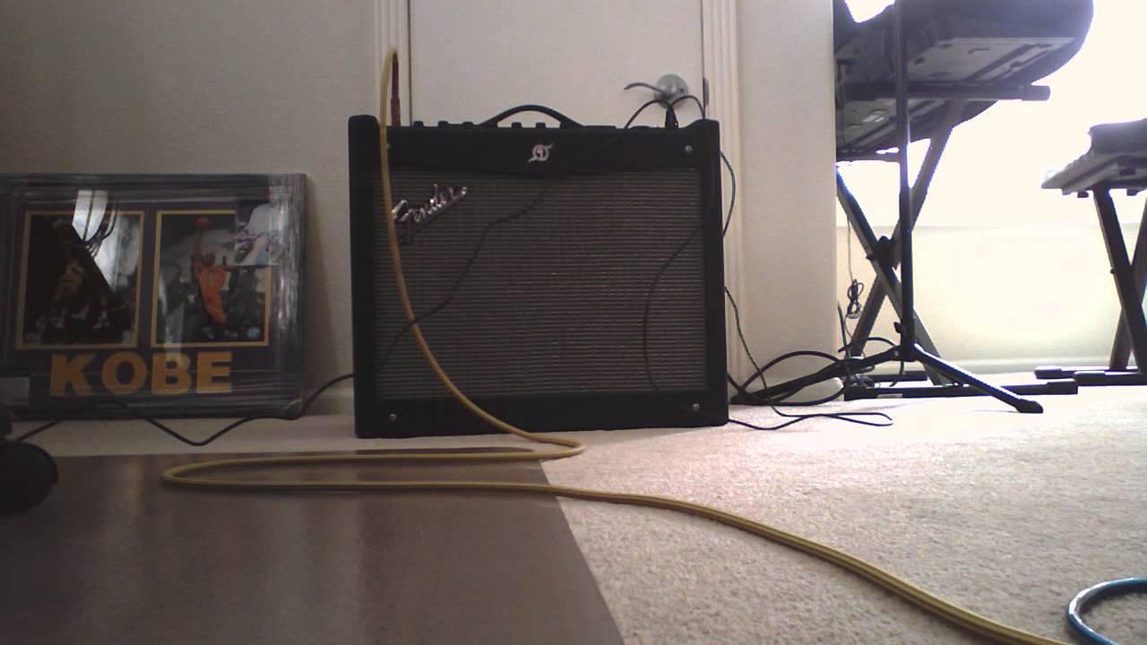 The Beatles - Hey Jude (Fender Mustang III) - YouTube