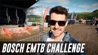 Scotland's FINEST DOWNHILL trails for the Bosch EMTB Challenge