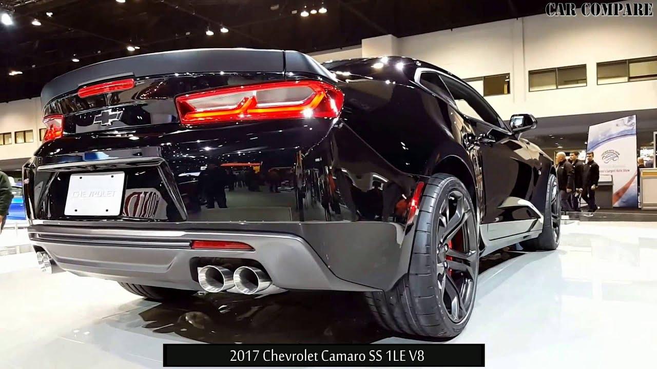 2017 Chevrolet Camaro SS 1LE V8
