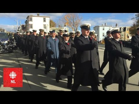 Remembrance Day Special from the NL War Memorial