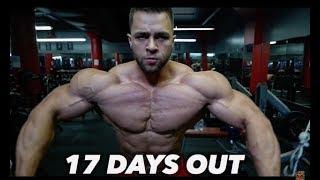 Bodybuilding motivation - regan grimes 17 days out