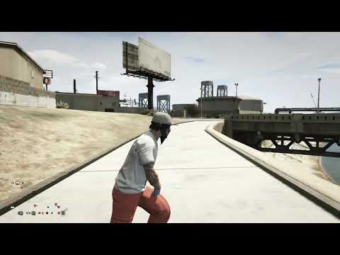 Thrashed & Scattered ---- HDD // Xbox360 // Music playing on shuffle from xbox. GrandTheftAuto-V