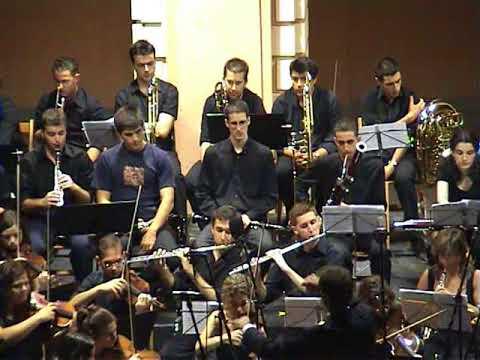 Orquesta Sinfónica Conservatorio Superior Sevilla - José Guillot (p.3)