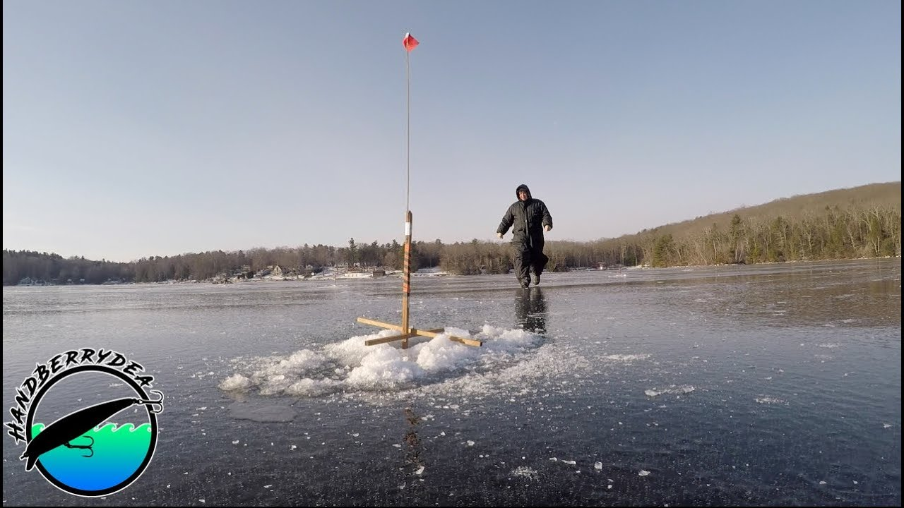 CT Ice Fishermen: Is the Trout Stamp Worth Your Money?