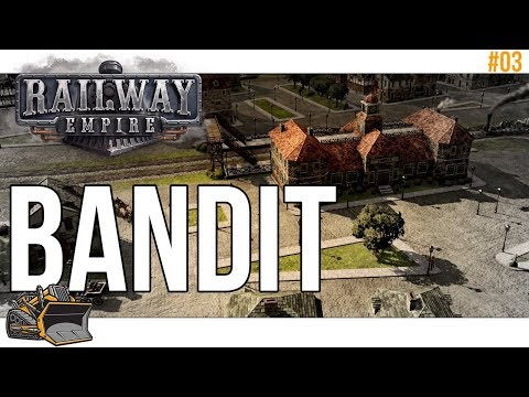 Hey lady, I got a bandit for you | Railway Empire France #3