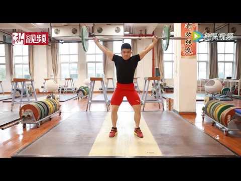 Shi Zhiyong resuming training in Zhejiang after Rio with Translation