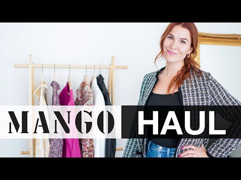 MANGO TRY-ON HAUL | Spring Favorites & All UNDER $90!