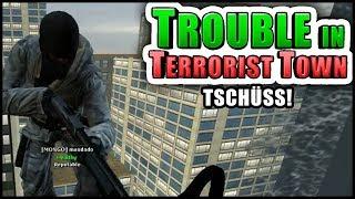 Aus dem Fenster geschuppppst! | Trouble in Terrorist Town! - TTT | Zombey