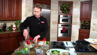 Marinated Crab Pico Dip: Holiday Appetizer Recipe