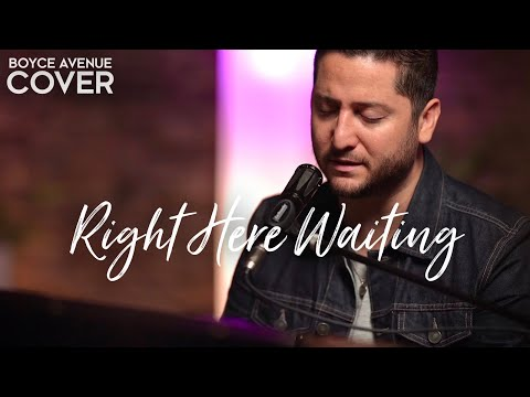 Music video Boyce Avenue - Right Here Waiting