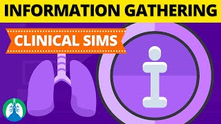 CSE Tips for Information Gathering (Clinical Sims Exam) ✅ | Respiratory Therapy Zone