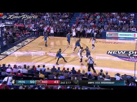 Minnesota Timberwolves vs New Orleans Pelicans Full Highlights Nov 23 2016-17 NBA Season