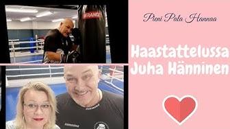 Pieni Pala Hannaa 29. jakso - vieraana Juha Hänninen