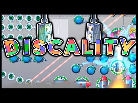 Happy Room - DISCALITY! Burning Disco Ball Of Death! - Let's Play Happy Room Gameplay