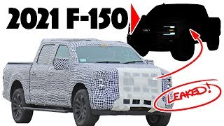 2021 Ford F-150 Re-design - Function over form?