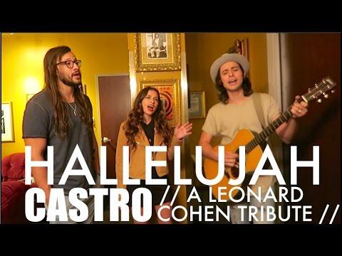 HALLELUJAH - CASTRO (Leonard Cohen / Jeff Buckley Acoustic Cover)