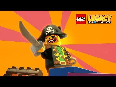 LEGO Legacy: Heroes Unboxed débarque sur iPhone - Belgium-iPhone