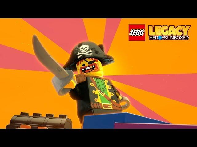 """Résultat de recherche d'images pour """"شركتا Gameloft وLEGO Group ترفعان الستار عن """"LEGO® Legacy: Heroes Unboxed"""""""