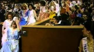 Miss Universe 1984 Opening