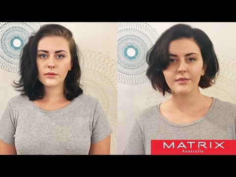 II Cutting Wavy Hair Shorter & working with Natural Movement II - By Adam Ciaccia