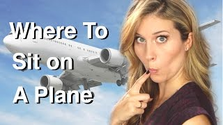 The BEST Seats on The Plane | Travel Tips & Tricks | How 2 Travelers
