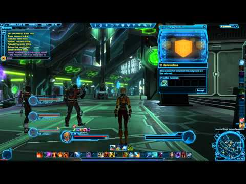swtor Samus and the state of both channels with some pvp