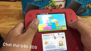 Phân biệt Nintendo 2DS và New 2DS XL, New 3DS XL