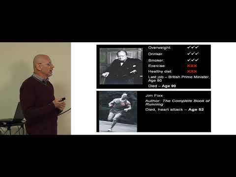 Александр Вайсерман Лекция 3. Факторы долголетия