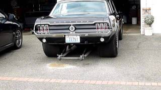 1968 Mustang Pro Street 351C Big Cam - For Sale