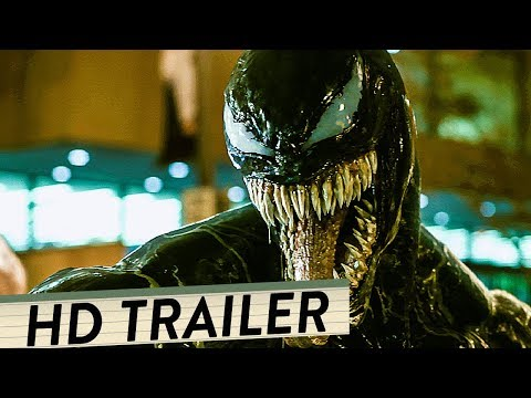 VENOM Trailer 2 Deutsch German (HD)