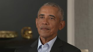 Was hält Obama von Trump und Merkel? Im stern-Interview findet der Ex-Präsident klare Worte