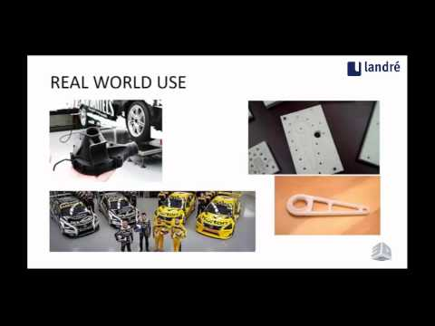 3D Printed Injection Molds with 3D Systems and Bi Link