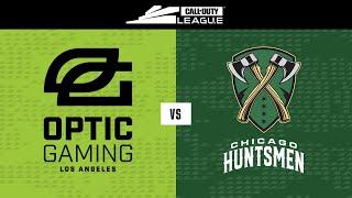 Knockout D | OpTic Gaming LA vs Chicago Huntsmen | Toronto Ultra Home Series | Day 2