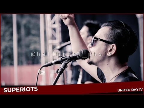 SUPERIOTS ( Bogor ) Live at HELLPRINT UNITED DAY IV