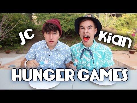 Hunger Games | Jc Caylen vs. Kian Lawley