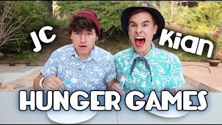 Hunger Games | Jc Caylen vs. Kian Lawley