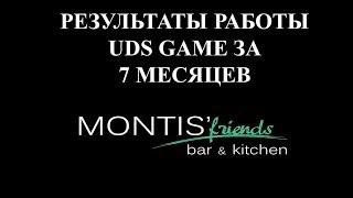 Внедрение UDS Game в Montis'friends.