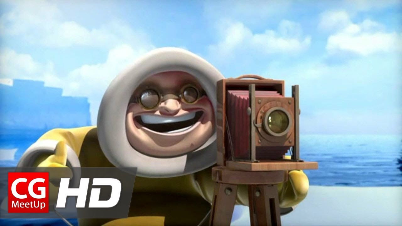 cgi animated short film hd do penguins fly by alban lelievre