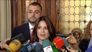 Lastra, convencida de que habrá acuerdo entre PSOE y Podemos